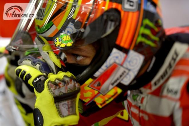 Cadalora: Pro Ducati by byl dobr� t�eba Iannone