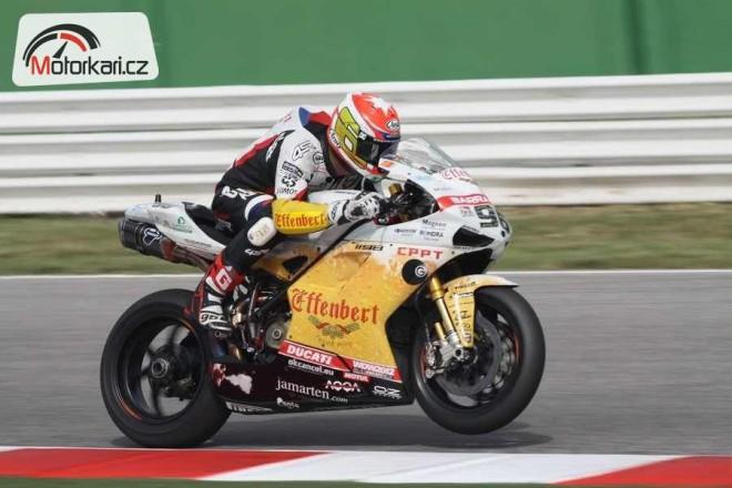 Tým Effenbert a Ducati: Spektakulární svìt vášnì