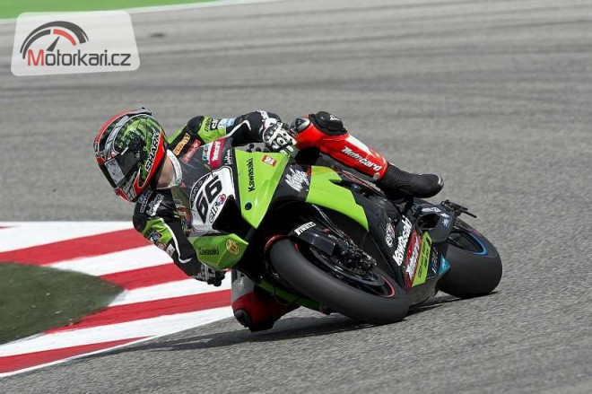 Aragon - superbikové testy 2. den