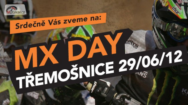 MX Day Tøemošnice 2012
