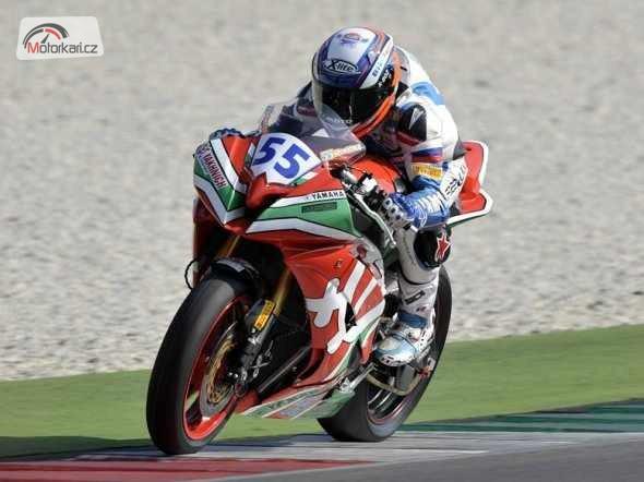 Pojede Massimo Roccoli v Grand Prix?