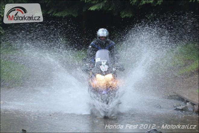 Honda Fest 2012. Jaké byly 3 dny v sedle?