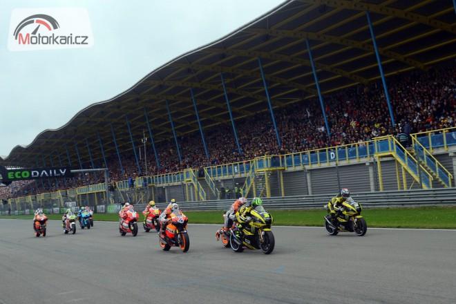Sedmý podnik sezony - Iveco TT Assen