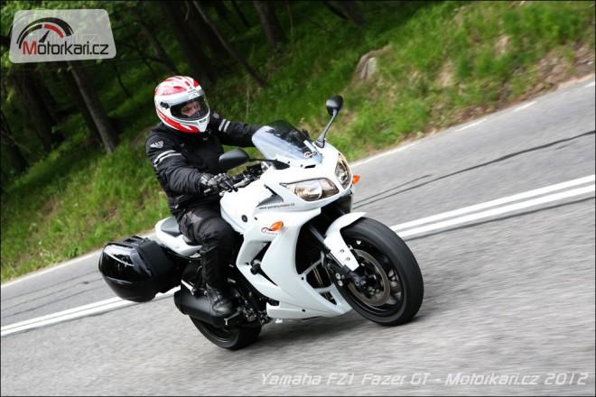Yamaha FZ1 Fazer Grand Tourismo