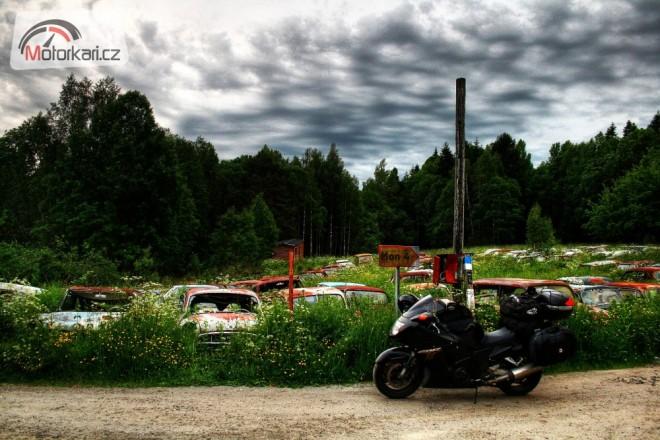 Skandinávie 2012
