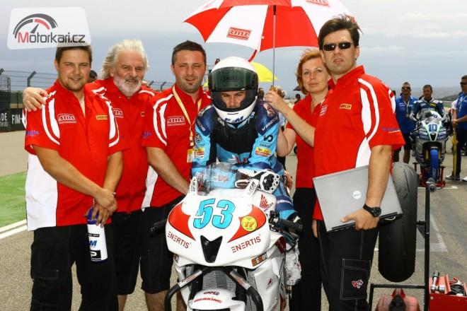 SMS Racing: Vloni èidlo, letos spojka...
