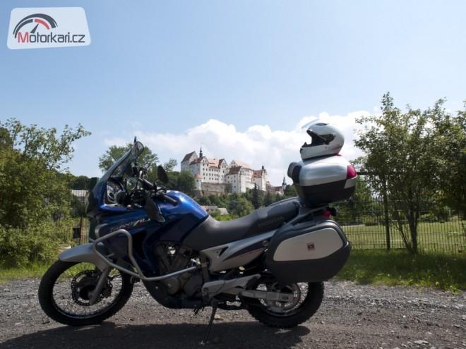 Výlet na Schloss Colditz