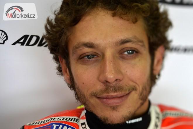 M� Rossi v�bec jinou mo�nost ne� Ducati?