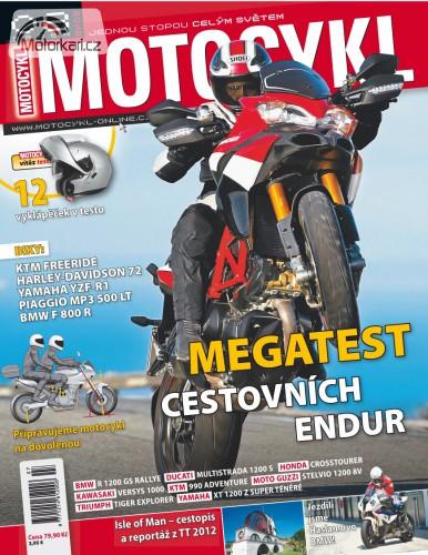 Motocykl 8/2012