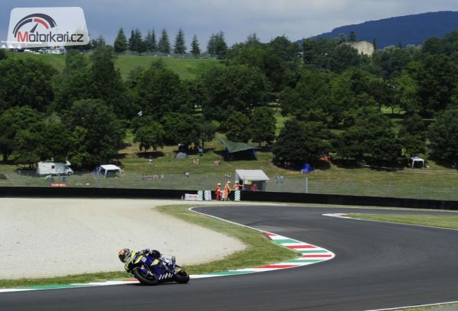 Devátá GP sezony - Velká cena Itálie