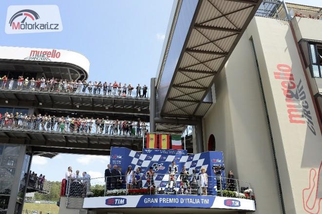 Ohlasy jezdcù po italské Grand Prix