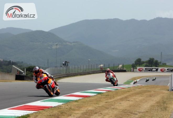 V Mugellu testují týmy MotoGP