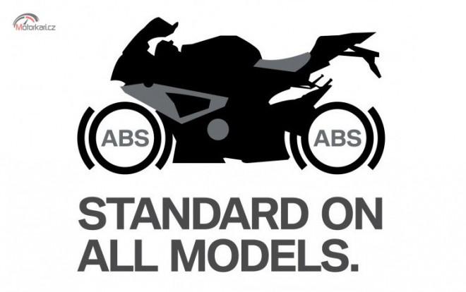 BMW od pøíštího roku jedinì s ABS