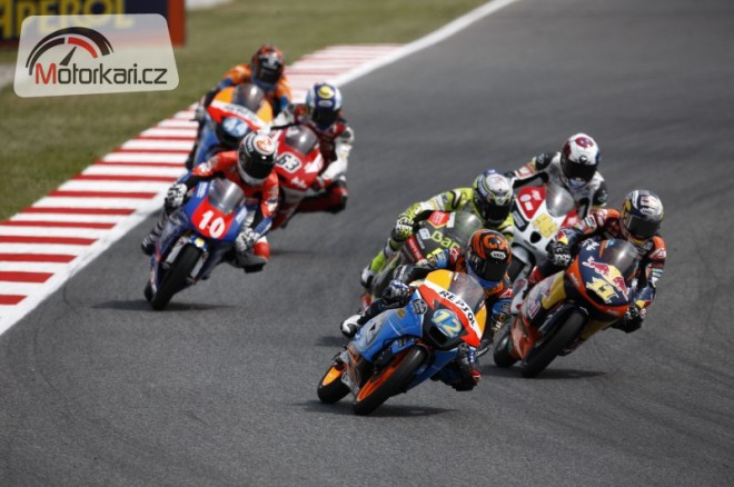 Také druhý Marquez stabilnì v Grand Prix