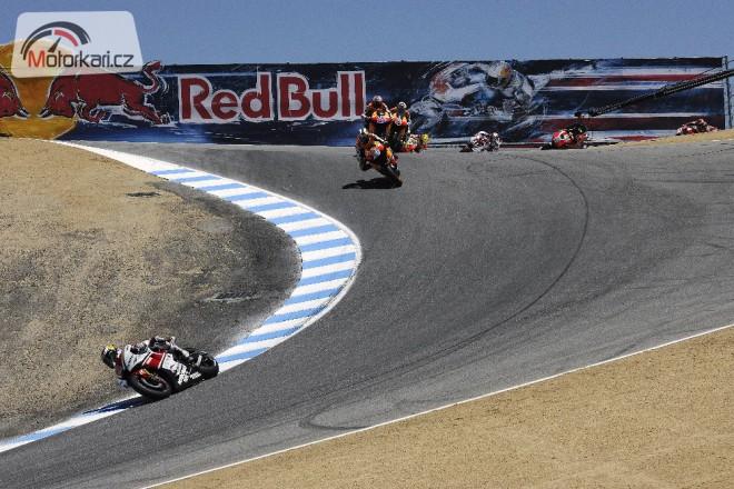 Desátá GP sezony - Velká cena USA