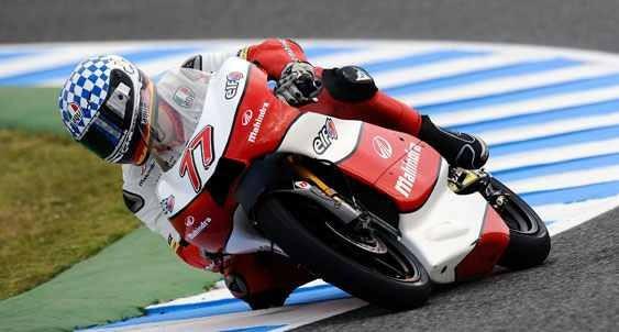 Schrötter pojede od Indy v Moto2