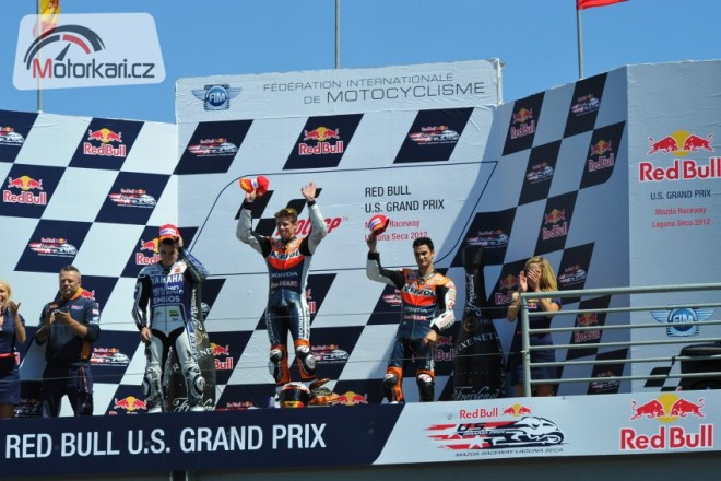 Ohlasy jezdcù po U.S. Grand Prix