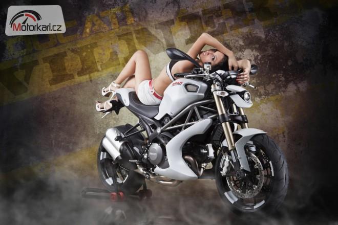 Ducati Monster po bulharsku
