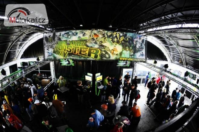 Monster show v Lokti se blíží