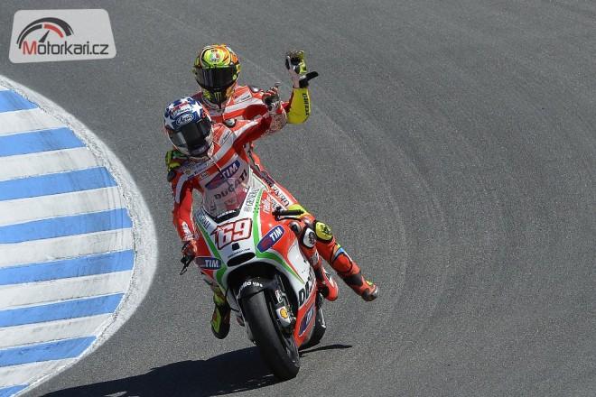 Ducati má za sebou tìžký víkend