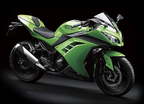 Kawasaki Ninja 250R pøíští rok v novém