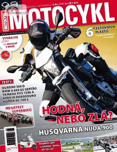 Motocykl 9/2012