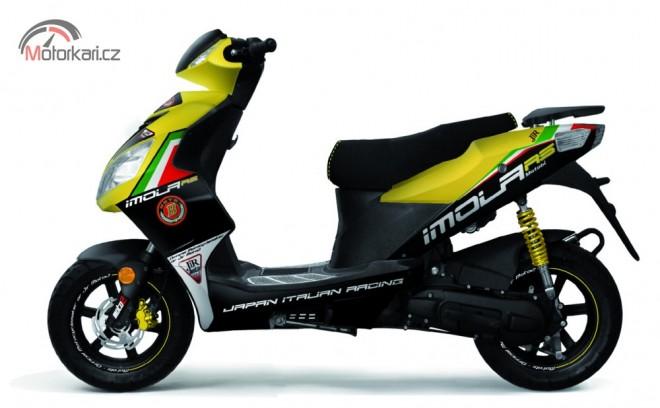 Motobi - nová znaèka skútrù na našem trhu