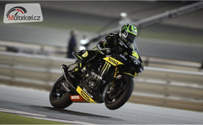 Invaze Britù do MotoGP