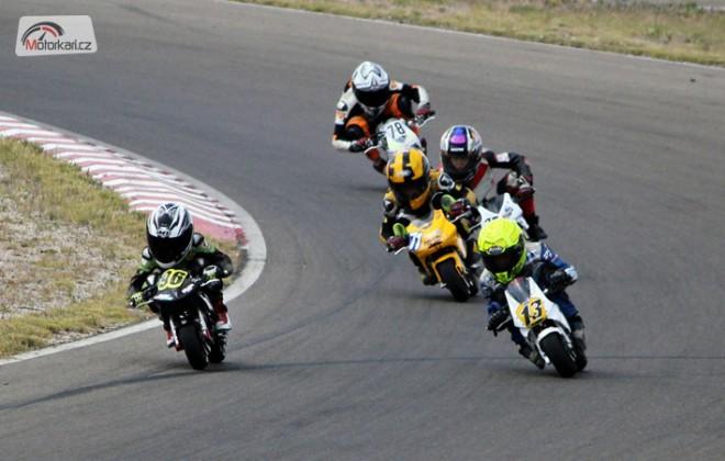 Èeši uspìli na evropském šampionátu Mini Moto Road Racing ve Španìlsku