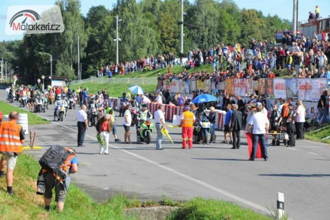 O v�kendu se jede T�rlicko 2012
