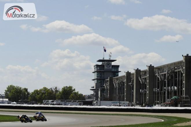 Jeden�ct� GP sezony - Velk� cena Indianapolisu