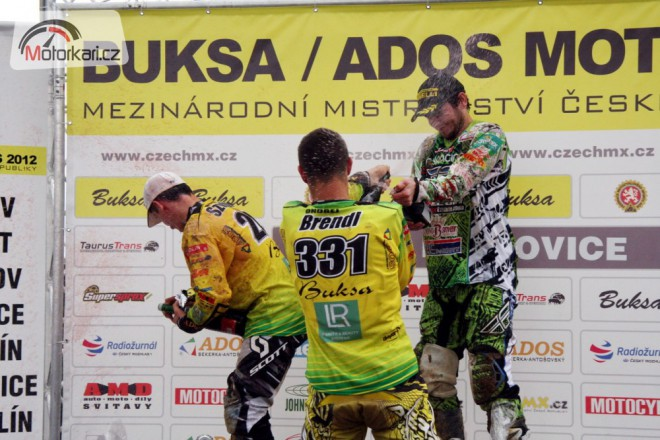 6. kolo MMÈR v motokrosu se jelo v Petrovicích