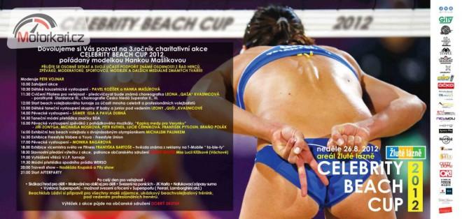 Celebrity Beach Cup 2012
