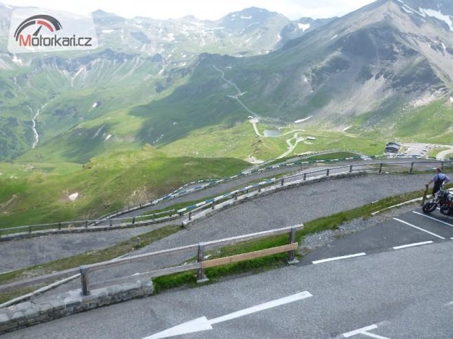Nejen svatební cesta do Alp