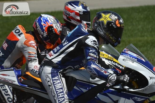 GP Indianapolisu - nedìle v IMS