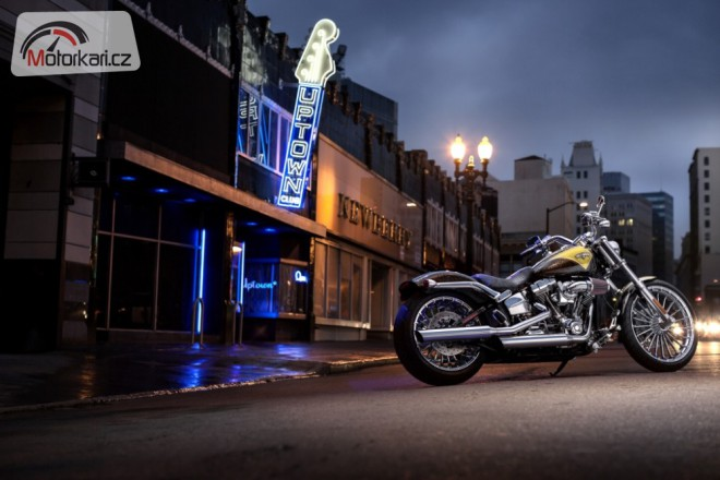 Harley-Davidson pøedstavil novinky 2013