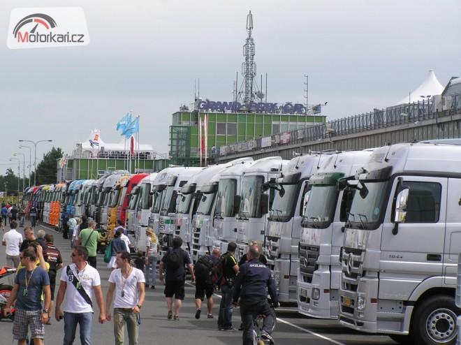 Dvanáctá GP sezony - Velká cena Èeské republiky