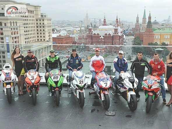 Superbiky v Moskvì oficiálnì zahájeny