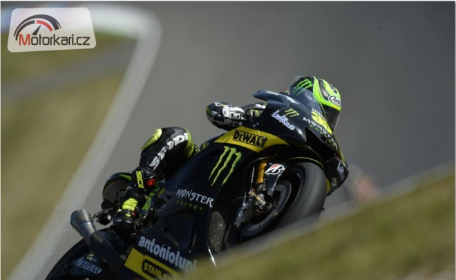 Brno - testy MotoGP