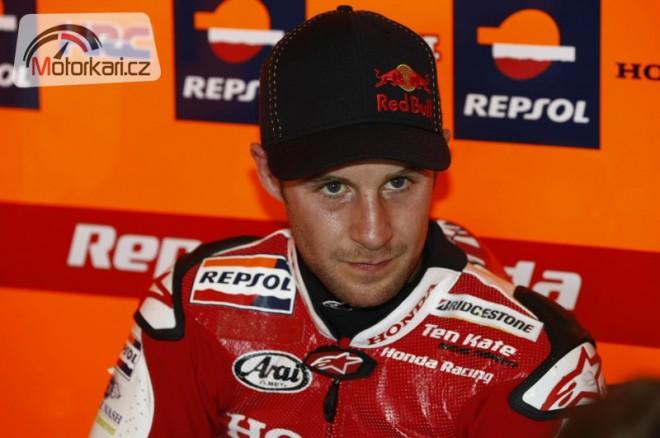 Honda a Yamaha na testech v Aragónu