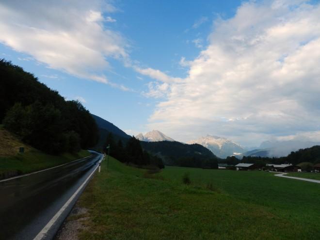 Rakousko a na skok Nìmecko a Itálie 2012