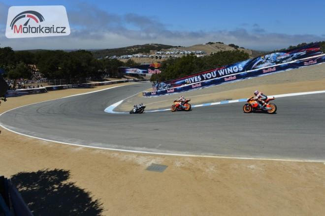 Rekapitulace druhé tøetiny sezony MotoGP