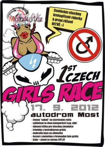 17.9.2012 - 1st Czech GIRLS RACE - Autodrom Most