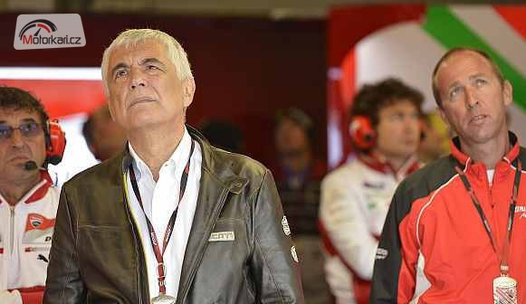 Ducati reorganizuje závodní oddìlení