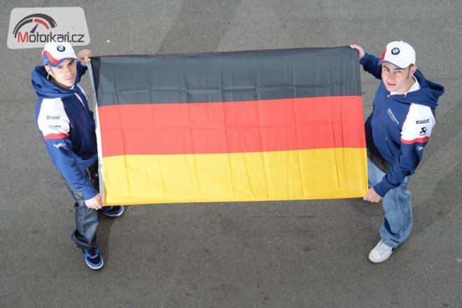 Pre Nürburgring: BMW pojede doma