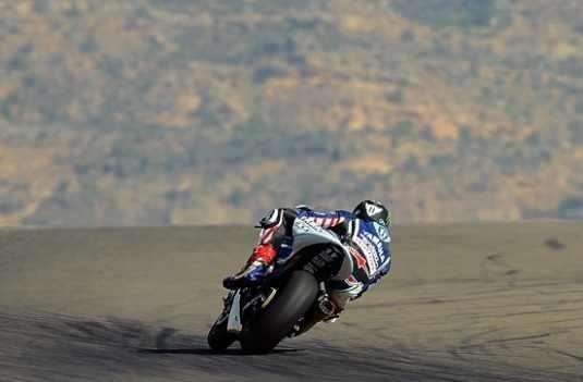 Arag�n - test MotoGP 2. den