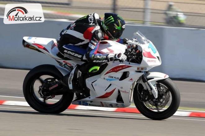 SMS Racing závodil v Nìmecku s Lucou Hansenem