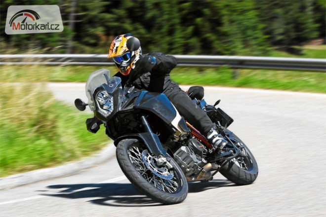 KTM 1190 R Adventure - první info