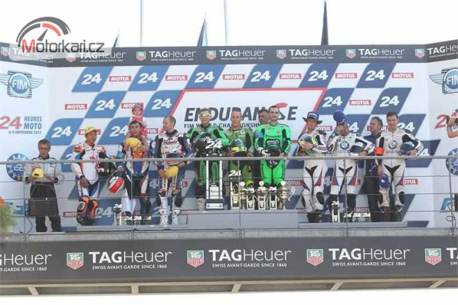Le Mans: Vítìzství pro Kawasaki, titul pro Suzuki