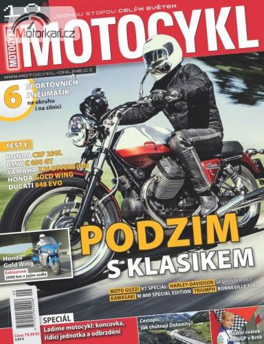Motocykl 10/2012